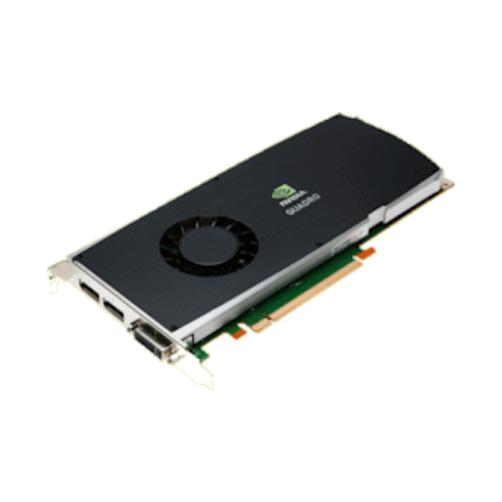 Nvidia Quadro FX3800 PCI-Express (1GB GDDR3, DVI-I DL + 2x DisplayPort)
