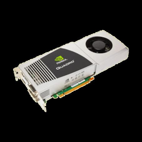 Nvidia Quadro FX5800 PCI-Express (4GB GDDR3, 2x DVI-I DL + DisplayPort)