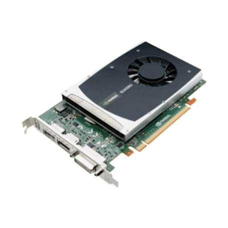Nvidia Quadro 2000 PCIe 2.0 x16 (1GB GDDR5, DVI-I + 2x DisplayPort)