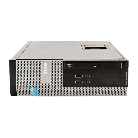 Dell Optiplex 3010 SFF Core i3-3220 3.3GHz, 4GB RAM/120GB SSD, DVD, Gigabit LAN, Win 10 Home