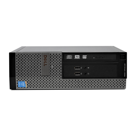 Dell Optiplex 3020 SFF Core i5-4590 3.3GHz, 4GB RAM/120GB SSD, DVD, USB3.0, DP+VGA, Win 10 Home