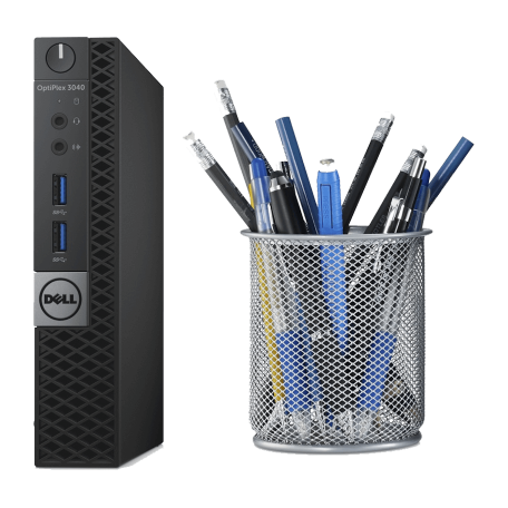 Dell Optiplex 3040 Micro Core i5-6500T 2.5GHz, 8GB RAM/256GB SSD, USB3.0, Gbit, DP+HDMI, Win 10 Pro