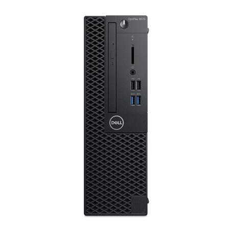 Dell Optiplex 3070 SFF Core i5-9500 6-core 3.0GHz, 8GB DDR4/256GB SSD, DVDRW, DP+HDMI, Win 10 Pro