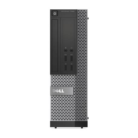 Dell Optiplex 7020 SFF Core i3-4160 3.6GHz, 8GB RAM/240GB SSD, DVDRW, Gigabit, USB3.0, Win 10 Pro