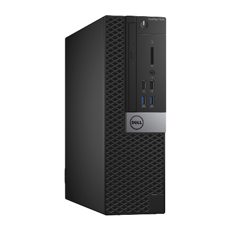 Dell Optiplex 7040 SFF Core i5-6500 3.2GHz, 8GB DDR4/128GB SSD+500GB HD, 6xUSB3.0, HDMI+2xDP, W10Pro
