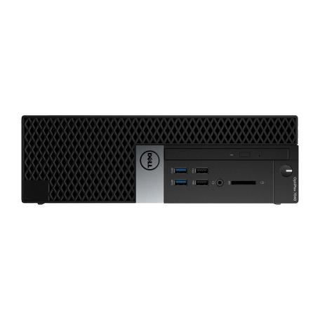 Dell Optiplex 7040 SFF Core i7-6700 3.4GHz, 8GB DDR4/256GB SSD, DVDRW, USB3.2, HDMI+2xDP, Win 10 Pro