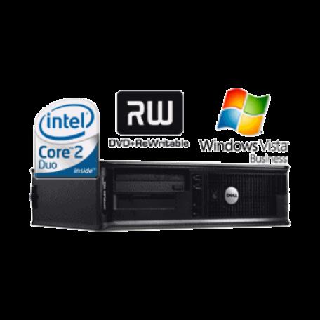 Dell Optiplex 760 DT C2D 3.0GHz 2GB/160GB/DVD Gbit/8x USB2.0/VB