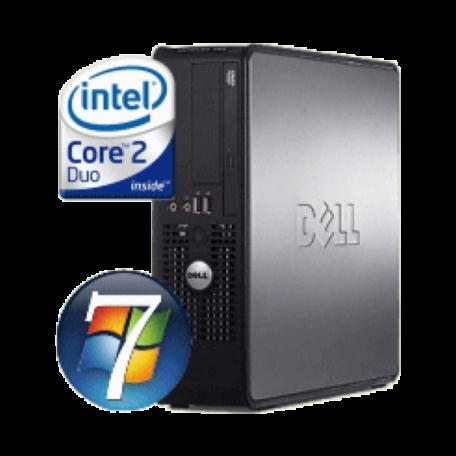 Dell Optiplex 780 SFF Core2Duo 2.93GHz 4GB RAM/160GB HDD, DVDRW, Gigabit LAN, 8x USB, Win 7 Pro