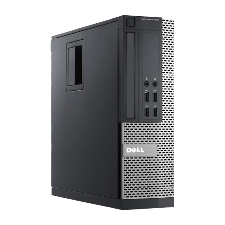 Dell Optiplex 790 SFF Core i3-2100 3.1GHz, 4GB RAM/120GB SSD/DVDRW, Gigabit, 8x USB, Win 10 Home