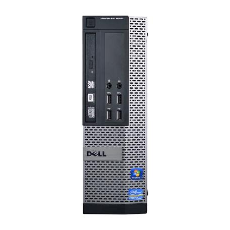 Dell Optiplex 9010 SFF Core i7-3770 3.4GHz, 8GB RAM/120GB SSD, DVDRW, Gigabit-LAN, USB3.0, Win10 Pro