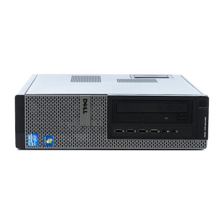 Dell Optiplex 990 DT Core i5-2400 3.1GHz, 8GB RAM/128GB SSD, DVDRW, Gigabit LAN, Win 10 Home