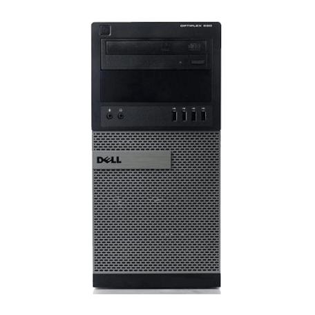 Dell Optiplex 990 MT Core i5-2400 3.1GHz, 4GB RAM/120GB SSD, DVD, Gigabit LAN, Win 10 Home