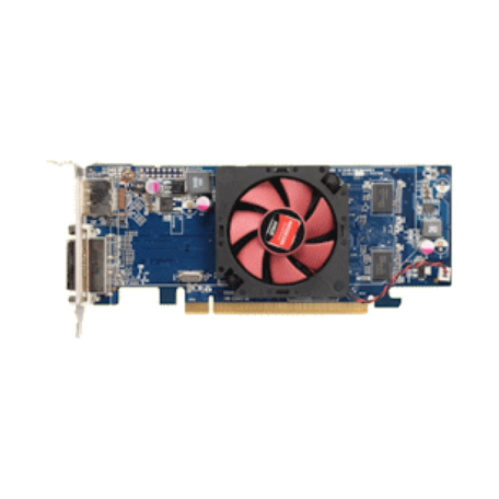ATI/AMD Radeon HD7470 Low-Profile PCI-E x16 (1GB, DisplayPort+DVI-I DL)
