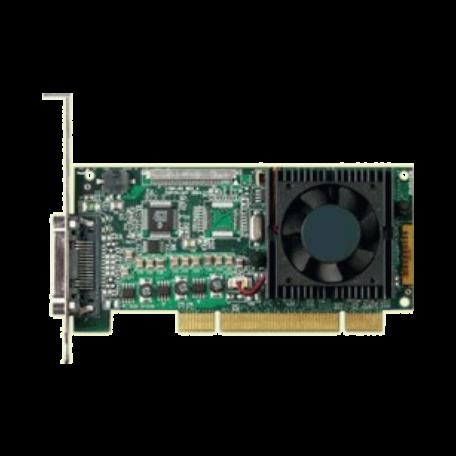 Matrox Millenium P650 Dual-Head 128MB PCI-videokaart + kabels (Retail)