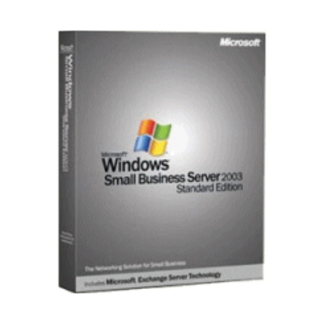 Microsoft P73-00654 Windows Server Standard 2003 UK 5CAL OEM
