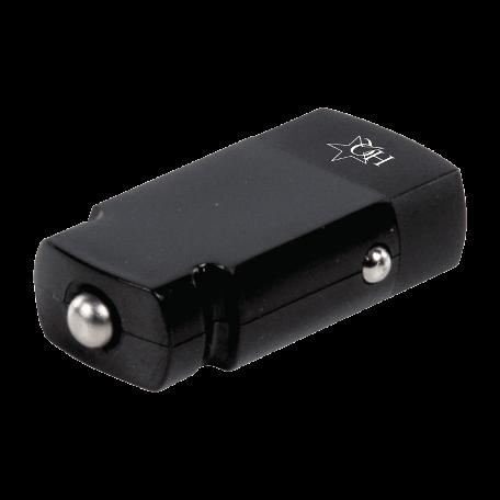 HQ P.SUP.USB204 Mini USB Autolader 12-24V 5V USB (max. 1000mA)
