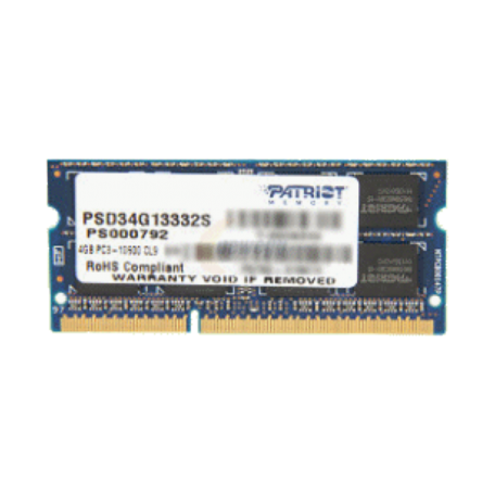 Kingston KVR333X64SC25/1G 1GB 200-pins SO-DIMM (DDR333, PC-2700)