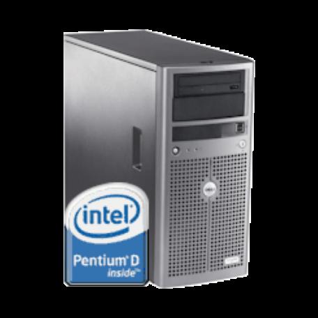 Dell Poweredge 830 P4 Dual-Core 2.8GHz 4GB/DVD/2x 160GB