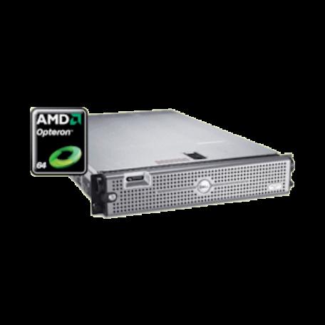 Dell Poweredge R805 2U Dual QC 2.3GHz 16GB/2x 36GB 15K/SAS6i/2x PSU