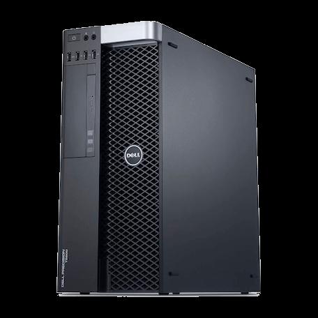 Dell Precision T5600 Dual Xeon E5-2609 16GB/1.0TB/DVDRW H310/Q2000/W7P