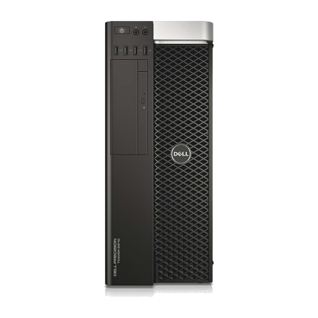 Dell Precision T5810 Xeon E5-1620v3 3.5GHz, 16GB DDR4/256GB SSD, DVDRW, Quadro K4200/4GB, Win 10 Pro