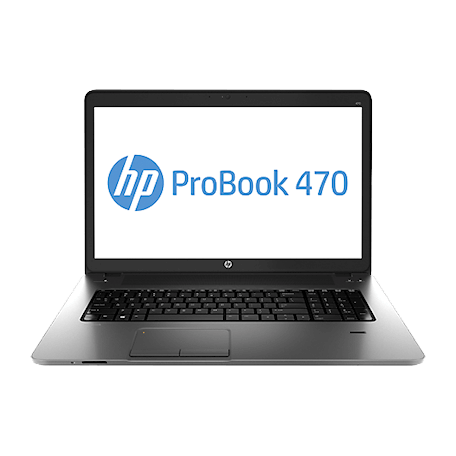 HP ProBook 470 G1 Core i5-4200M 2.5GHz, 8GB RAM/240GB SSD, DVDRW, 17.3