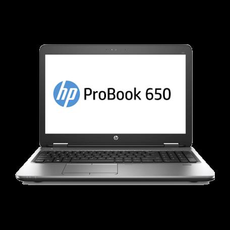 HP ProBook 650 G2 i7-6820HQ, 16GB DDR4/480GB SSD, DVDRW, 15.6