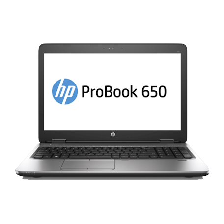 HP ProBook 650 G2 i5-6300U, 16GB DDR4/512GB SSD, 15.6 inch Full-HD, ac-WiFi+BT, USB-C, Win 10 Pro