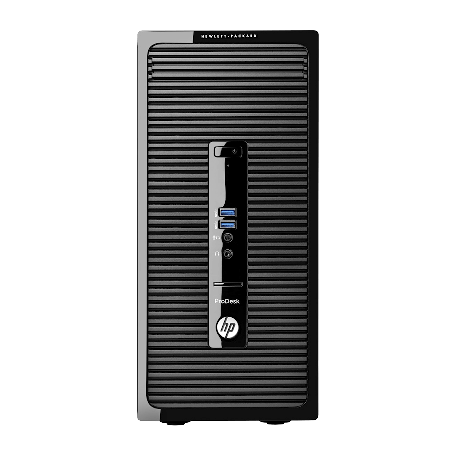 HP ProDesk 400 G2 MT i3-4160 3.6GHz, 8GB RAM/250GB SSD+500GB HDD, DVDRW, Gbit, USB3.0, Win 10 Pro