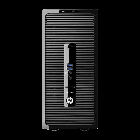HP ProDesk 400 G2 MT Core i5-4590S 3.0GHz, 8GB RAM/256GB SSD, DVDRW, Gb LAN, USB3.0, Win 10 Pro