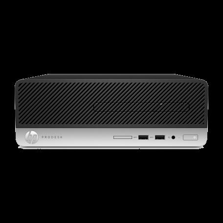 HP ProDesk 400 G4 SFF Core i5-7500 3.4GHz, 8GB DDR4/128GB SSD, DVDRW, 4x USB3.2, VGA+DP, Win 10 Pro