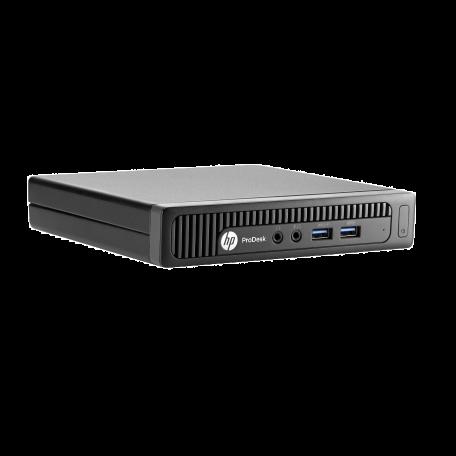 HP ProDesk 600 G1 Mini Core i5-4570T 2.9GHz, 4GB DDR3/128GB SSD,4x USB3.0, Gbit LAN, Win 10 Pro