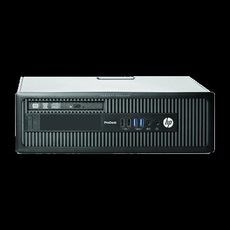 HP ProDesk 600 G1 SFF Core i5-4570 3.2GHz, 8GB DDR3/128GB SSD, DVDRW, 4x USB3.0, Gbit, Win 10 Home