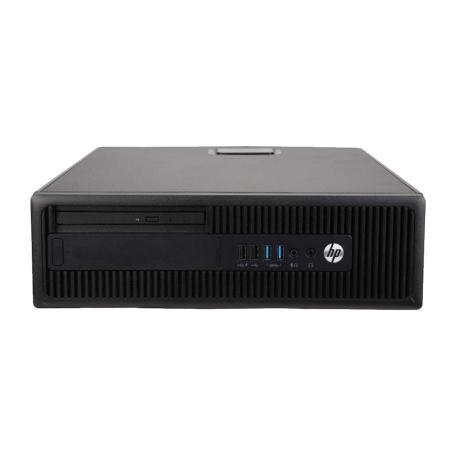 HP ProDesk 600 G2 SFF Pentium G4400 3.3GHz, 8GB DDR4/256GB SSD, DVDRW, Gbit, 6x USB3.2, Win 10 Pro
