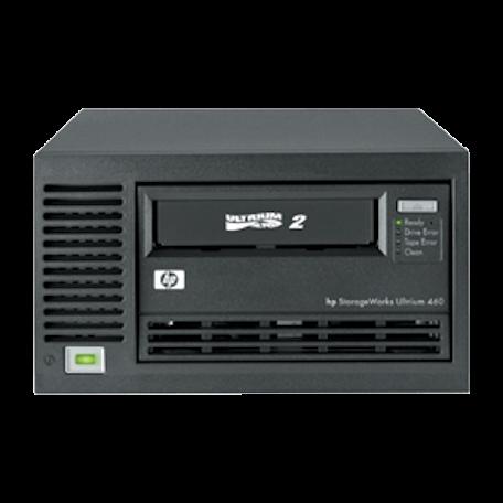 HP Q1520A StorageWorks Ultrium 460 Externe LTO-2 200/400GB LVD SCSI Tapedrive