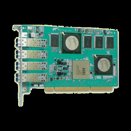 Qlogic QLA2344 SANblade 2Gb 133MHz PCI-X Quad Channel HBA