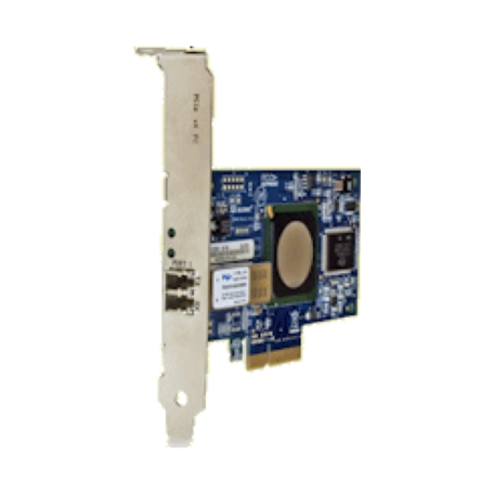 Qlogic QLE220 Single Port 4Gb Fibre Channel naar PCIe x4 HBA