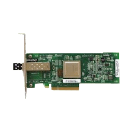 Qlogic QLE2560 Single Port 8Gb Fibre Channel naar PCIe x4 HBA