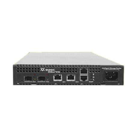 Qlogic iSR-6140 SANbox 6142 Intelligent Storage Router