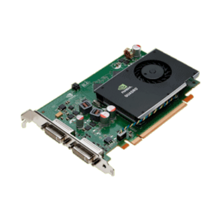PNY Quadro FX 380 PCI-E Full-Height (512MB GDDR3, 2x DVI @2560x1600)