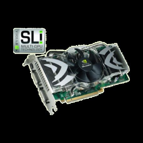 Nvidia Quadro FX5500 PCI-Express (1GB 256bit GDDR3, 2x DVI-I, stereo)