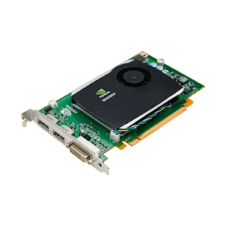Nvidia Quadro FX 580 PCI-Express (512MB GDDR3, DVI-I + 2x DisplayPort)