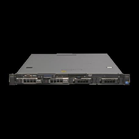 Dell PowerEdge R410 1U Dual 4-core Xeon E5520, 16GB RAM/2x2TB SATA, DVD, PERC6i-RAID, iDRAC6, 2xPSU