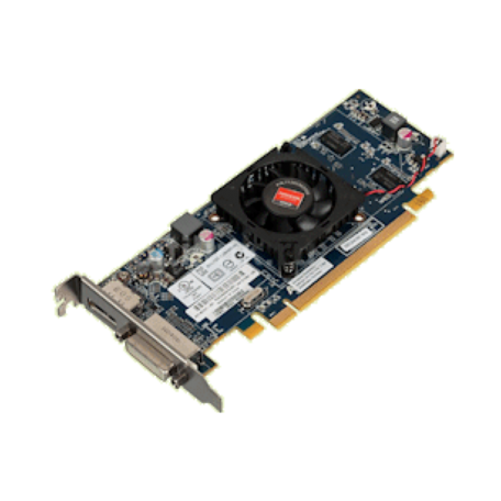 ATI/AMD Radeon HD6450 Low-Profile PCI-E x16 (512M, DisplayPort+DVI-I DL)