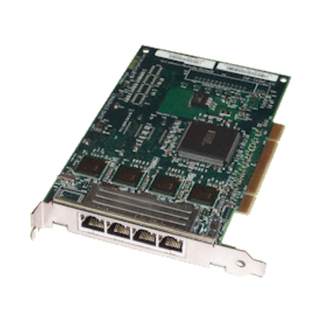 RadiSys 97-9536-20 Quad Ethernet Card voor Avaya S8700MS
