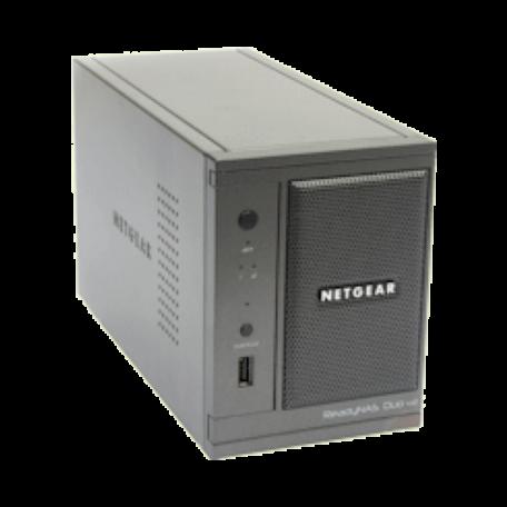 Netgear RND2110-200EUS ReadyNAS DUO v2 (1TB, RAID0/1, Gbit LAN + USB3.0)