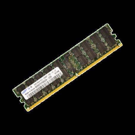 Samsung M393T5750CZA-CE6 2GB DDR2 PC2-5300P 2Rx4 Dual-Rank DIMM-module
