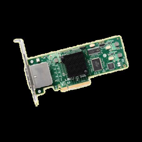 LSI Logic SAS9200-8e PCI-e x8 SAS2.0 6Gb/s HBA (8-kanaals extern)