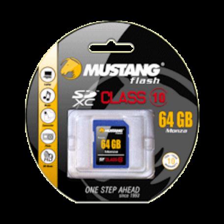 Mustang SD64GXCCL10MU-R 64GB 'Monza' SDXC Card Class 10
