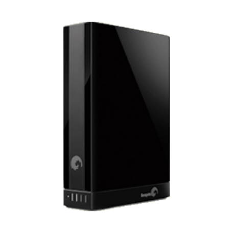 Seagate Backup Plus Desktop Drive Externe 4.0TB harddisk in USB3.0 behuizing